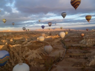 A must do if you visit Cappadocia!