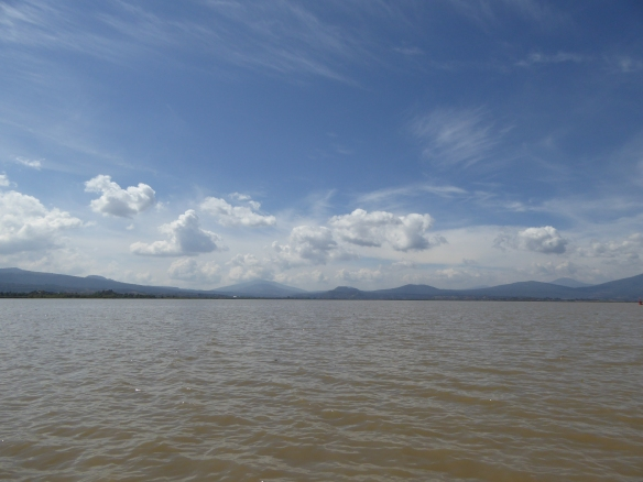 Patzcuaro and lake