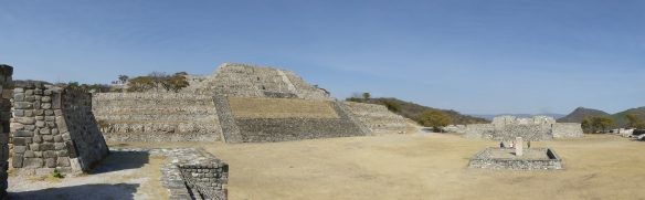 Xochicalco archaeological site
